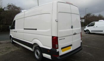 VW Crafter CR35 140PS Startline Fridge Van With Standby Euro 6.2 full