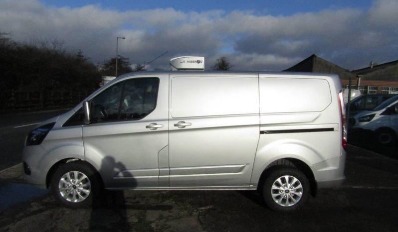 Ford Custom 280 L1H1 130PS Limited Fridge Van Euro 6.2 full