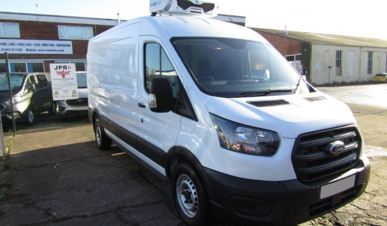 Ford Transit 350 L3H2 130PS Leader Fridge Van Euro 6.2 With Standby full
