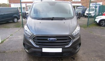 Ford Transit Custom L1H1 300 130PS Limited Crew Van With Rear Camera full