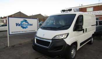 l1 peugeot boxer fridge van with standby
