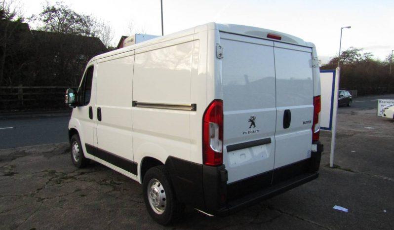 Peugeot Boxer S L1H1 120PS Fridge Van with Standby full