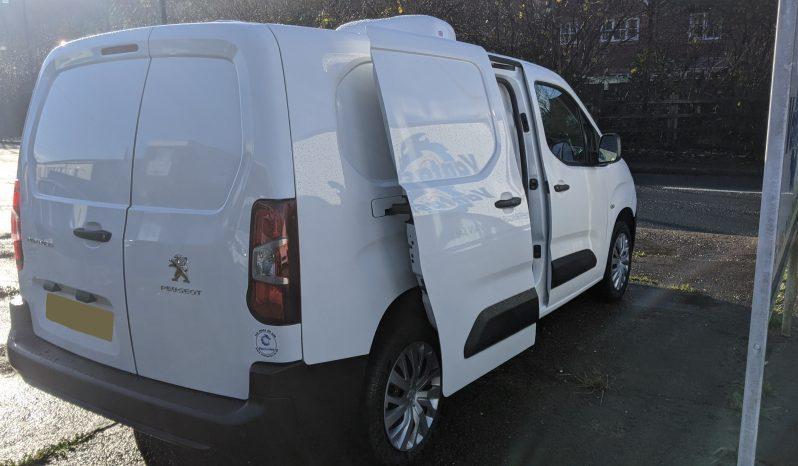 Peugeot Partner Long 100PS Professional Fridge Van Euro 6.2 full