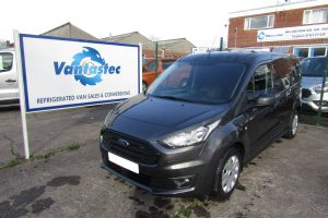 ford connect crew van leasing
