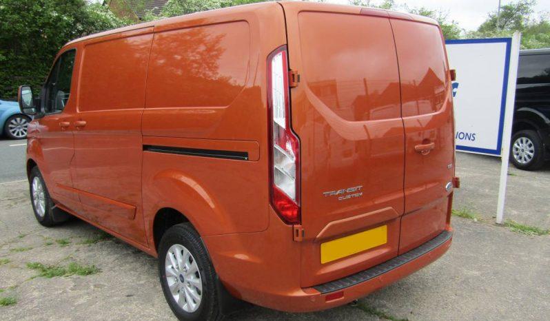 Ford Transit Custom LTD L1H1 280 130PS Panel Van full