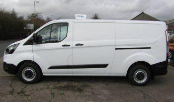 Ford Transit Custom 300 L2H1 105PS Leader Fridge Van Euro 6.2 full