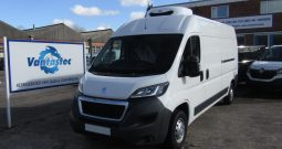 Used PEUGEOT BOXER 335 L3 H2 130PS FROZEN WITH STANDBY