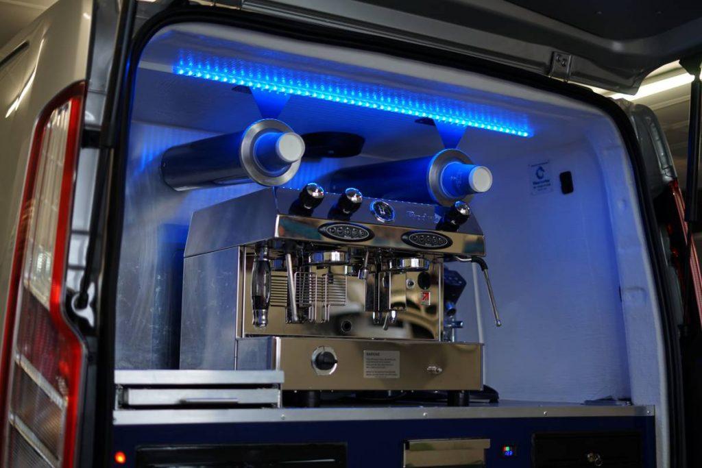 Coffee Van Conversion
