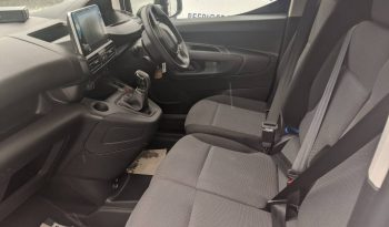 Peugeot Partner L1H1 100PS Professional Invisible Fridge Unit full