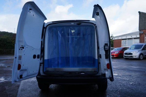 Renault Kangoo ZE refrigerated van