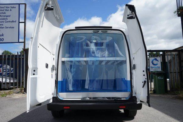 Nissan eNV200 Electric Refrigerated Van