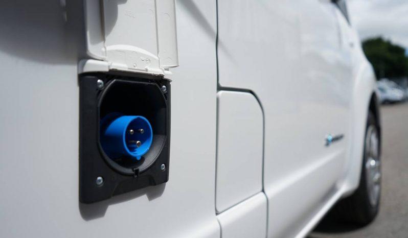 Nissan eNV200 Electric Refrigerated Van full