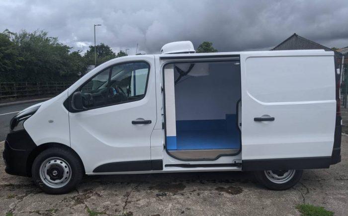 Nissan NV300 fridge van