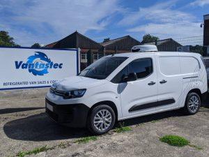 LWB Citroen Berlingo refrigerated van
