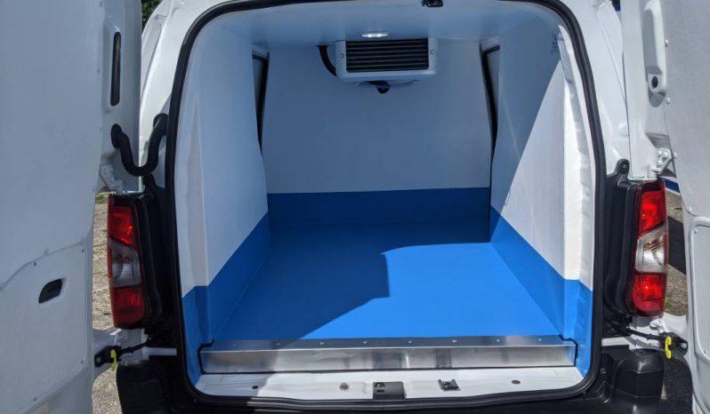 Citroen Berlingo LWB Enterprise Refrigerated Van full