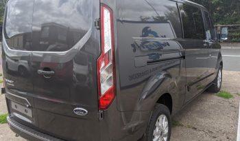 Ford Transit Custom 320 L2H1 130 LTD Crew Van full