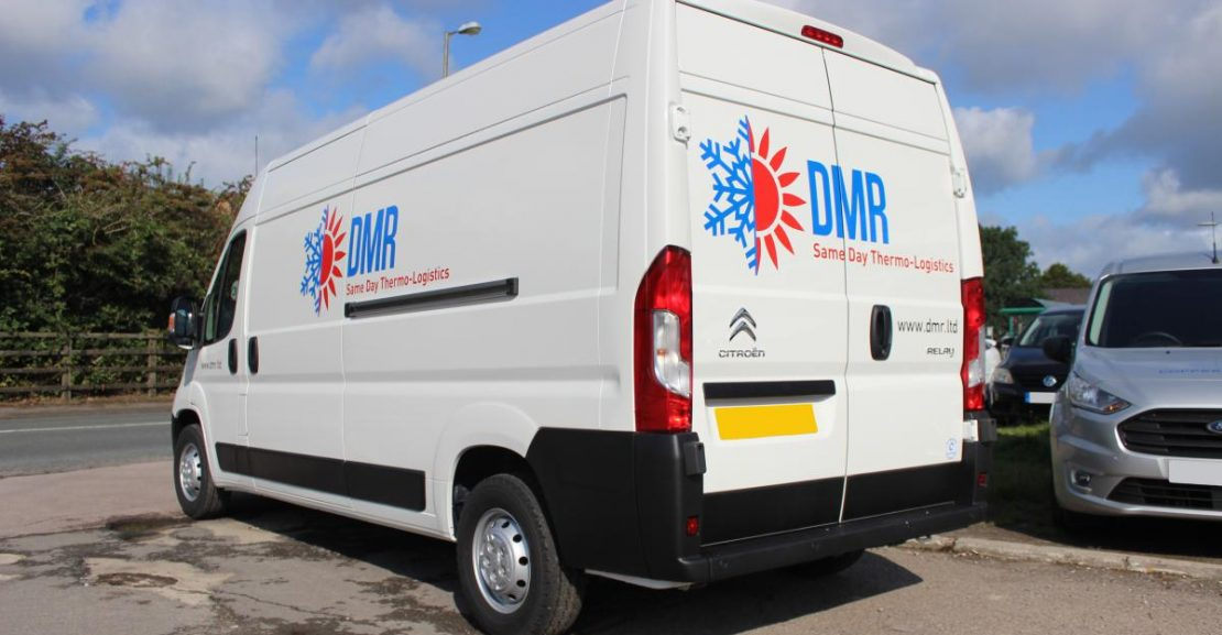 DMR Thermo Logistics