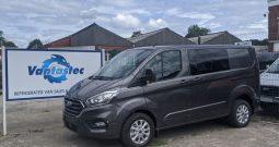 Ford Transit Custom L1H1 130PS Crew Van With Rear Camera