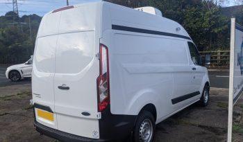Ford Transit Custom 300 L2H2 130PS Leader Fridge Van With Standby full