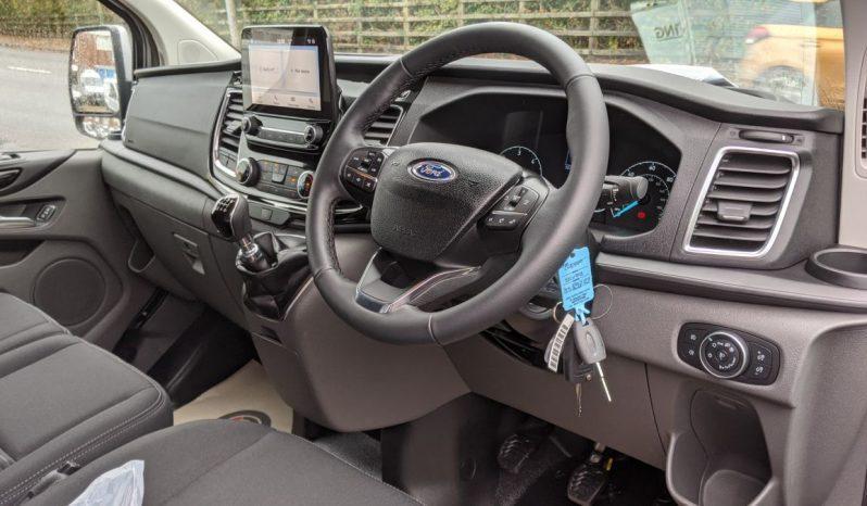 Ford Custom LTD L1H1 280 130PS Fridge Van with Standby full