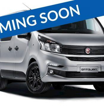 Fiat Talento Crew Cab Van