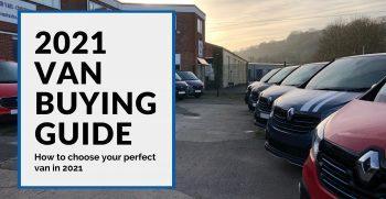 2021 Van Buying Guide