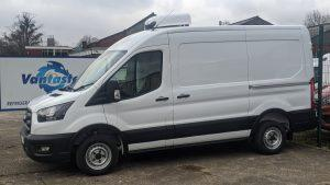 L2H2 Ford Transit Refrigerated Van With Standby
