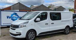 Fiat Talento L2H1 Tecnico MY20 2.0 145PS Crew Van