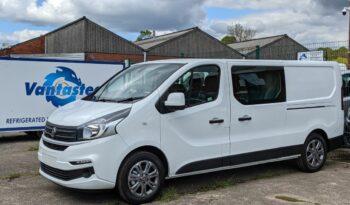 Fiat Talento Double Cab Van