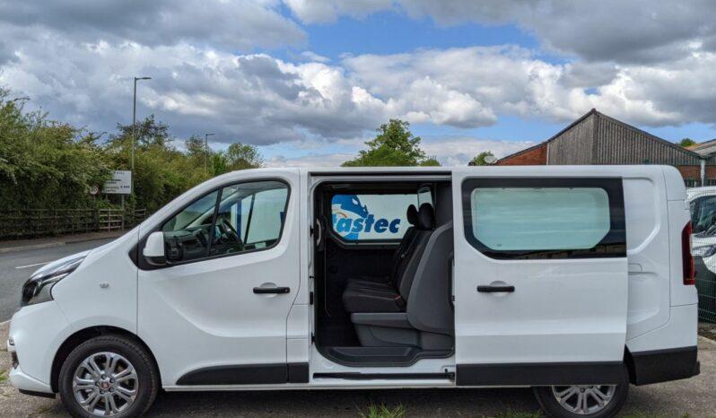 Fiat Talento L2H1 Tecnico MY20 2.0 145PS Crew Van full